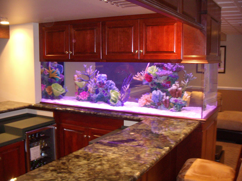 Residential Armco Aquariums Serving Philadelphia
